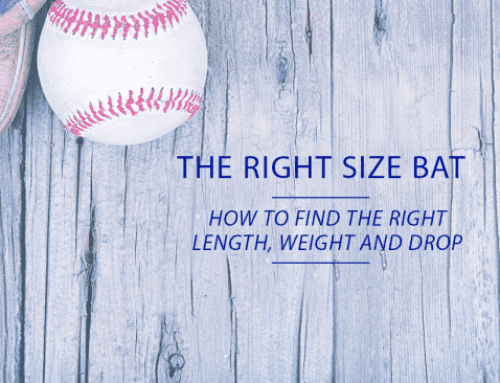 What is the Right Size Baseball Bat?